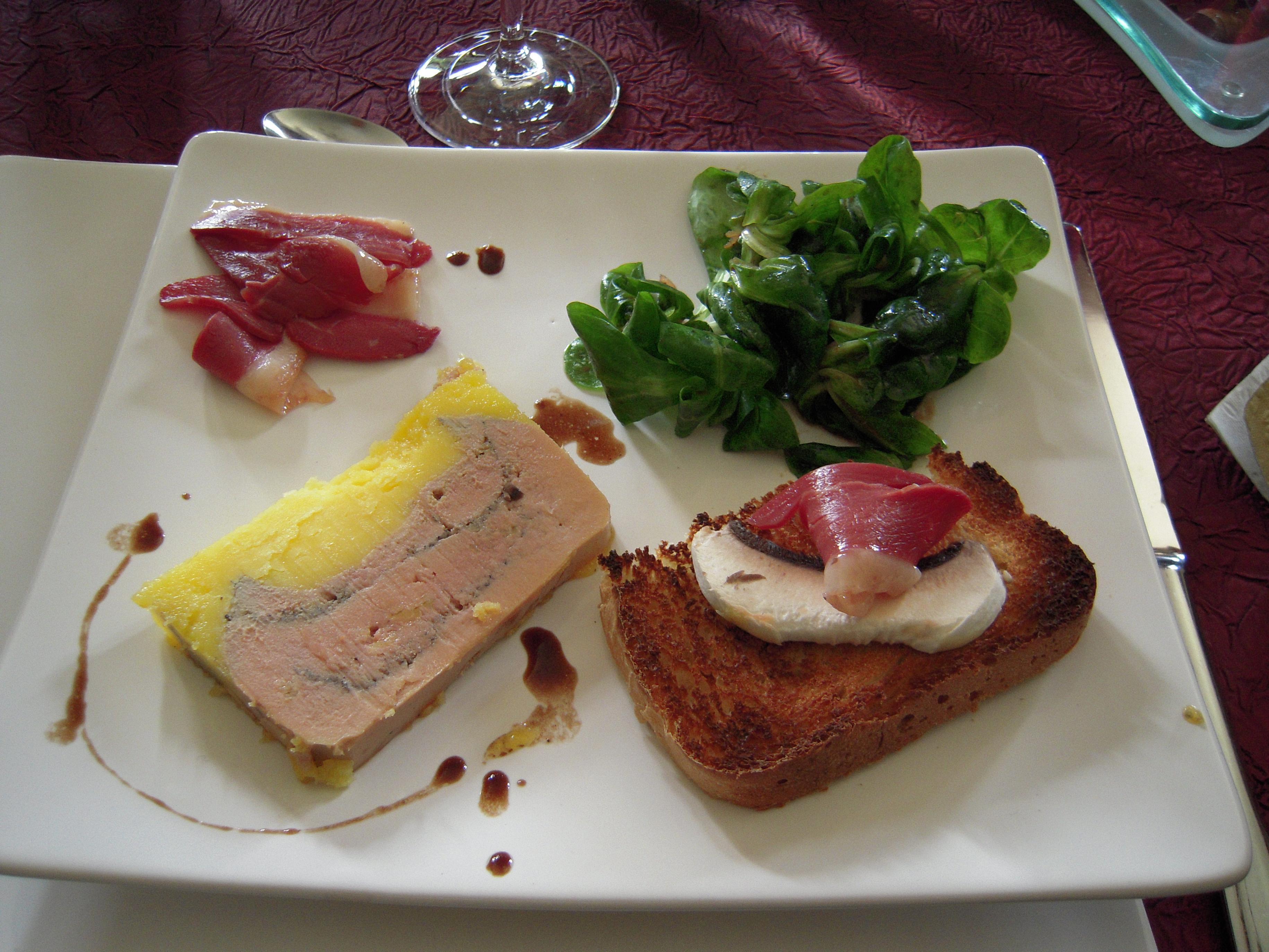 dentellier03 terrine de foie gras. Black Bedroom Furniture Sets. Home Design Ideas